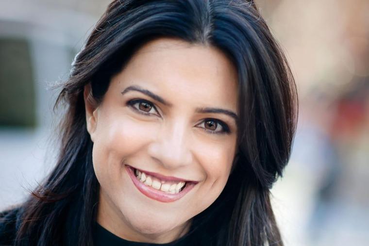 Reshma Saujani, Celebrity Apex's Godmother