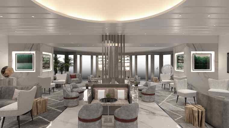 Retreat Lounge Celebrity Revolution