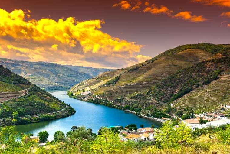 River Douro region