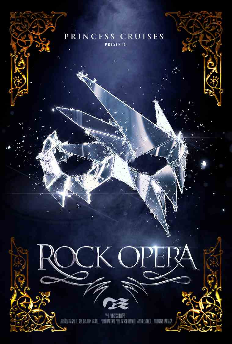 Rock Opera Princess Cruises