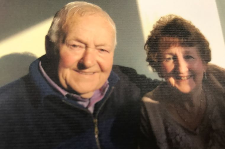 Roy Clarke, a good friend to the Wilson family