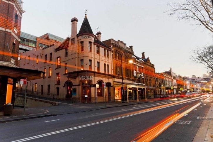 Russel Hotel, Sydney