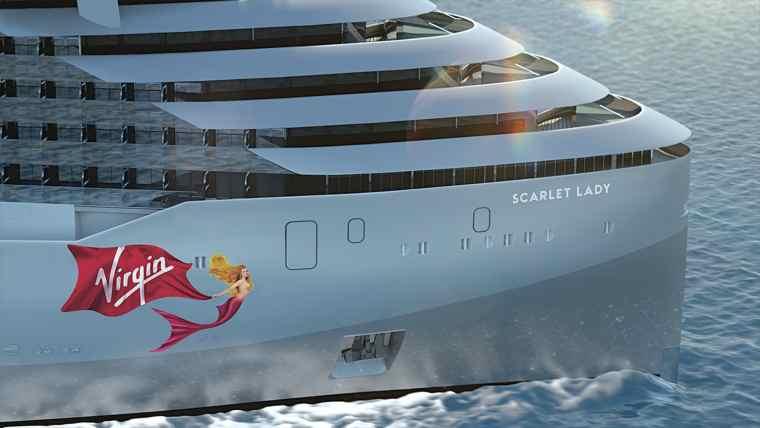 Scarlet Lady Virgin Voyages