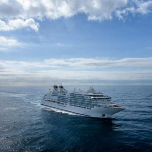Seabourn Ovation Cruise Holiday