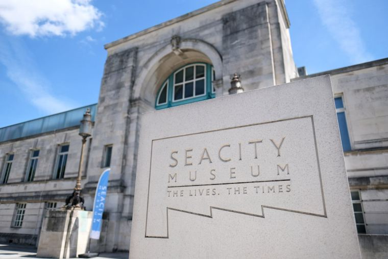 SeaCity Museum in Southampton