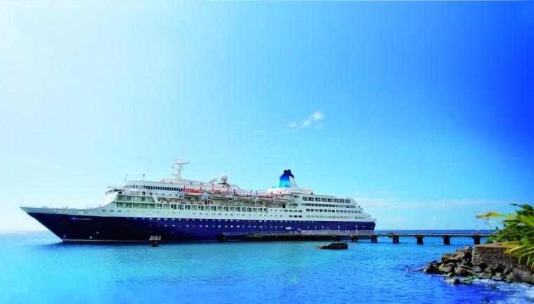 Saga Sapphire, Saga Cruises