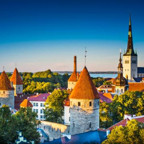 Tallin Estonia Cruise Holidays