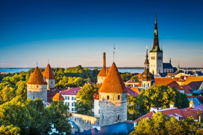 Tallin Estonia Cruise Holidays
