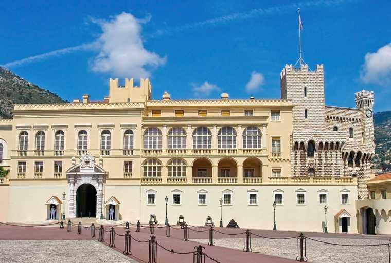 The Prince's Palace of Monaco
