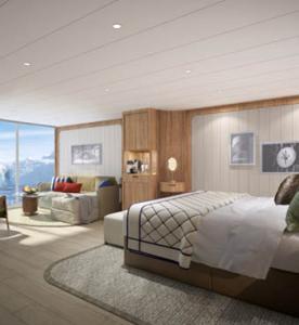 Panorama Veranda Suite, Seabourn Venture