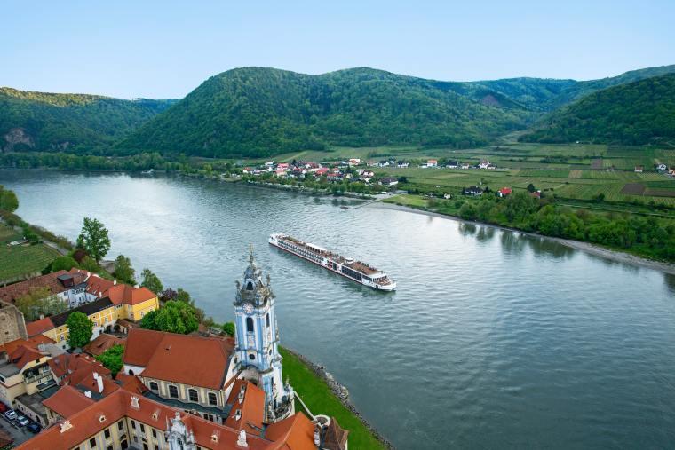 Viking Longships, Viking River