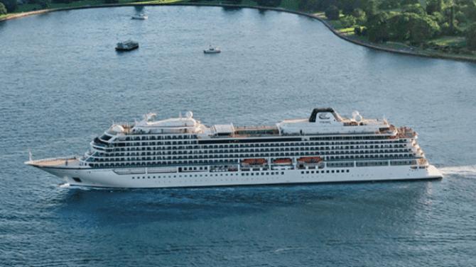 Viking Neptune Cruises