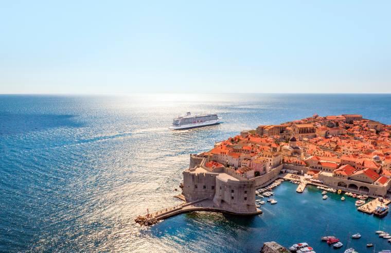 Viking Sea Dubrovnik