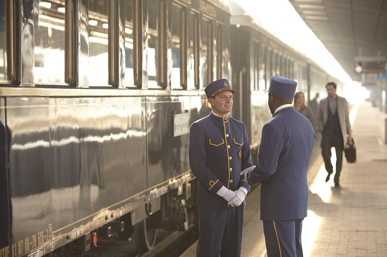 Venice Simplon Orient Express Exterior
