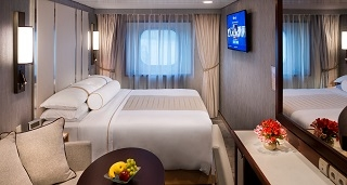 Oceanview Stateroom – Guaranteed – [Y]