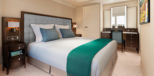 Single Suite with Balcony – [MS]
