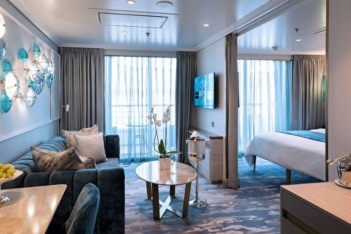 Seabreeze Penthouse Suite – [SP]
