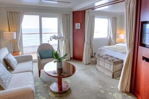 Penthouse Suite with Verandah  – [PS]