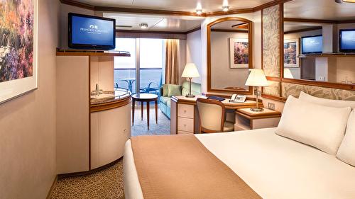 Mini Suite with Balcony – [ME]