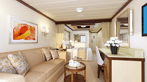 Mini-Suite with Balcony – [MA]