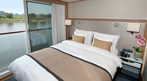 French Balcony Stateroom – [D]