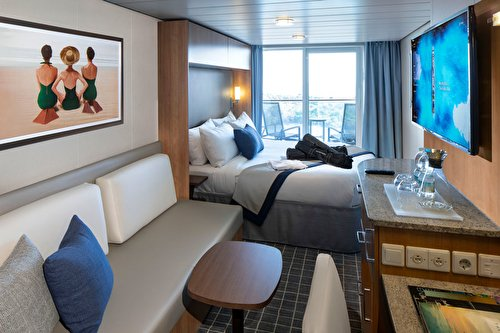 Balcony Stateroom – Guaranteed – [X]