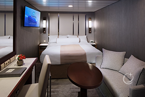Club Interior Stateroom – [10]