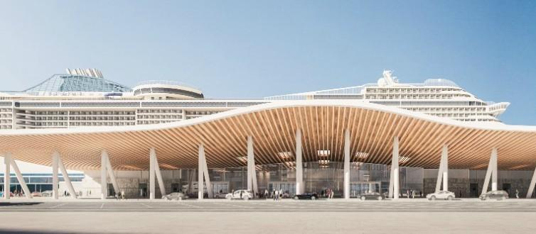 New Southampton cruise terminal