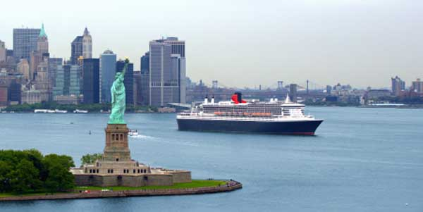 No Fly Cruise and Stay Cunard