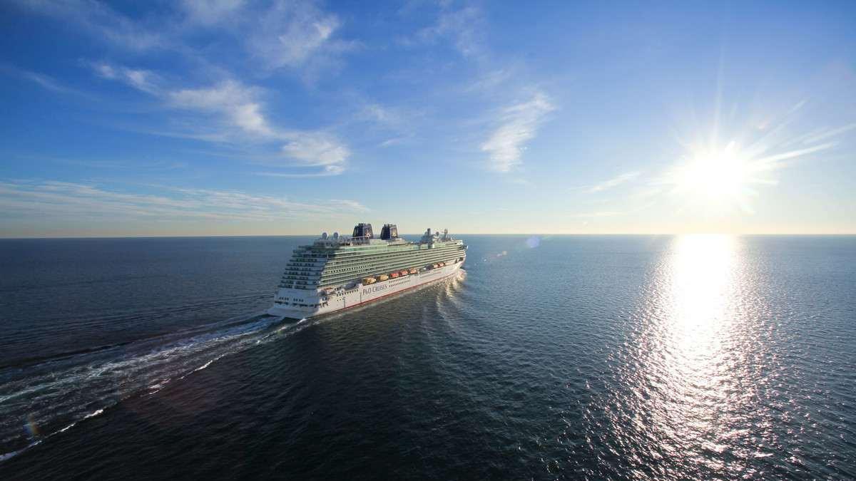 P&O Cruises family friendly ship Britannia