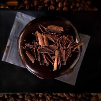 Culinary Corner: Oceania's Classic Chocolate Mousse