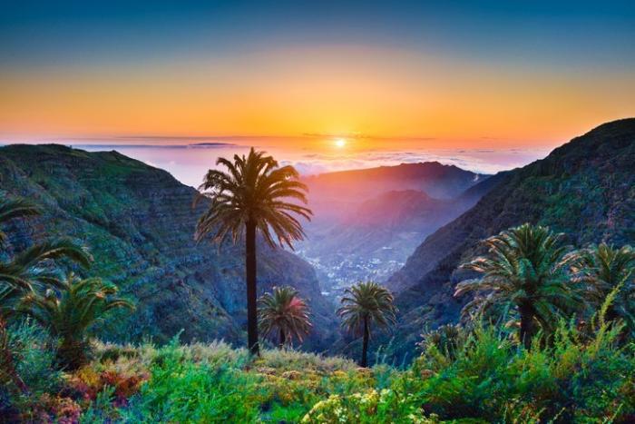 Canary island cruise holiday