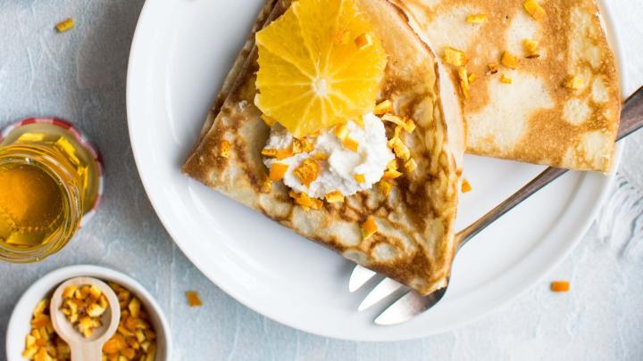 Culinary Corner: NCL's Crepe Suzette