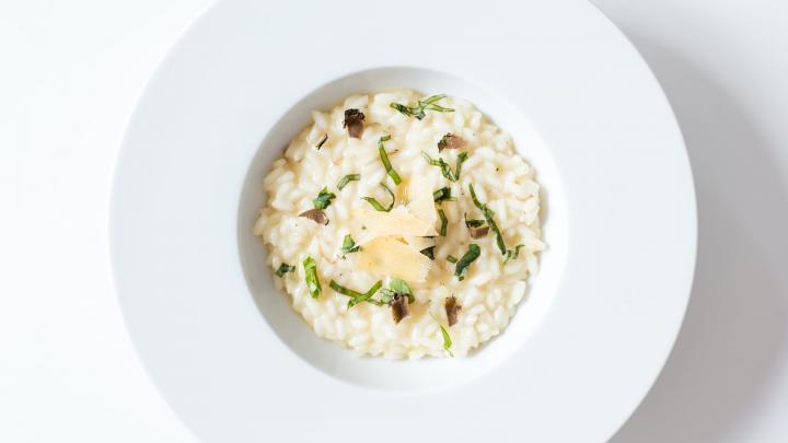 Culinary Corner: Oceania's Lemon Rissotto