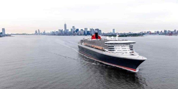 Queen Mary 2 World Voyage