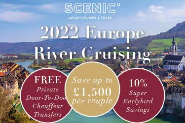 River Cruise Eurpoe 2022