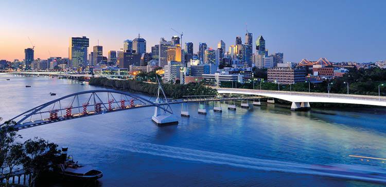 Brisbane, New Zealand