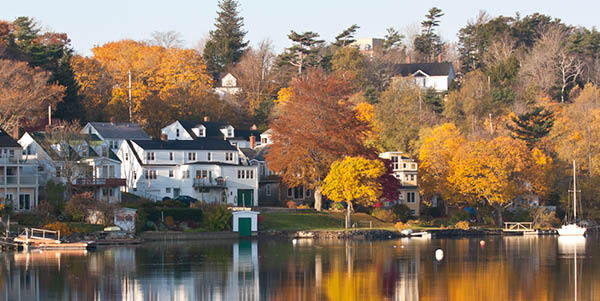 Canada & New England in the Fall