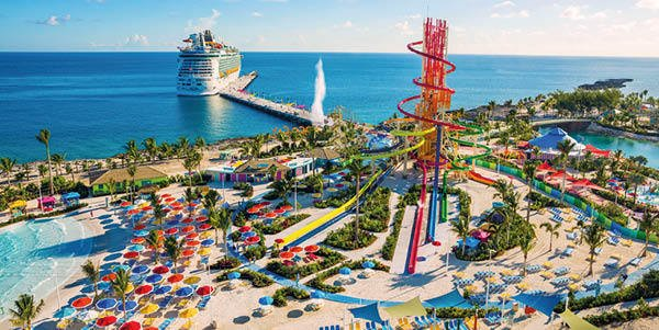 Cococay, Royal Caribbean's private island