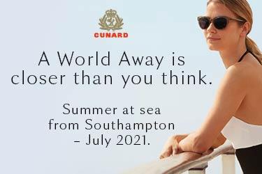cunard staycations summer at sea 2021