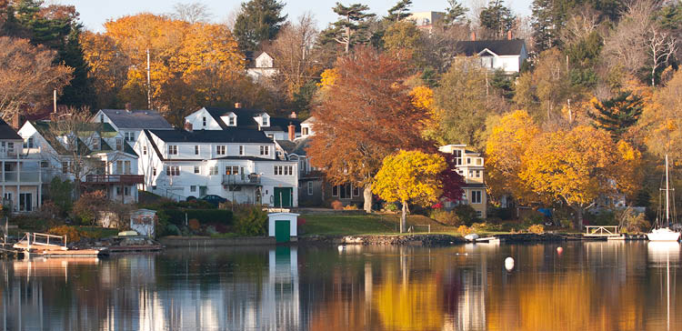 Halifax in the Fall