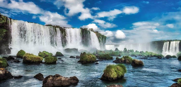 Iguazu Falls South America
