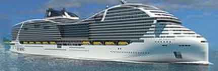 MSC World Class Ship