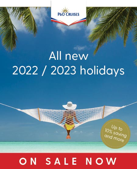 po cruise winter 2022 2023 holidays