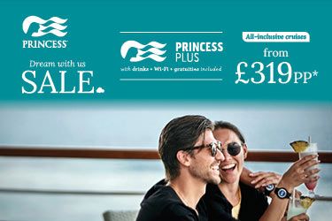 princess cruises dream with us sale with reduced fares