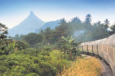 Silversea Oriental Express