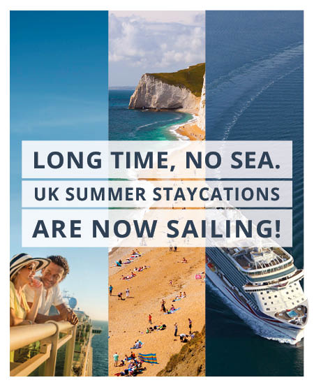 staycations are now sailing this summer 2021