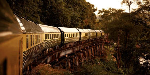 Eastern & Oriental Express Train