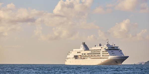Silver Shadow, Silversea Cruises