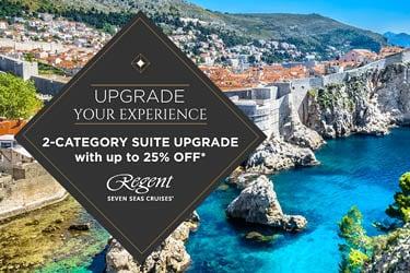 Regent Seven Seas Cruises   Upgrade Your Experience